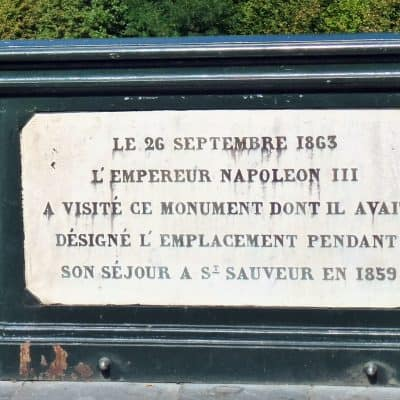 pont napoleon luz st sauveur pyrenees orientales midi pyrenees occitanie